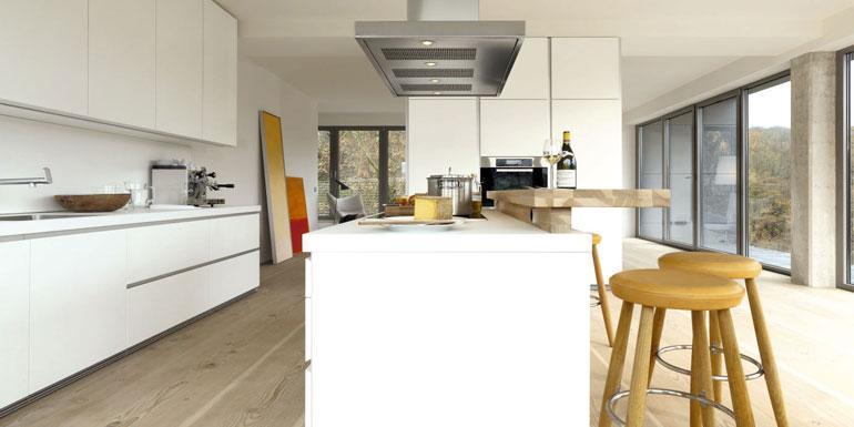 Bulthaup Keuken Werkbank : Design keukens – STADSHAEGE