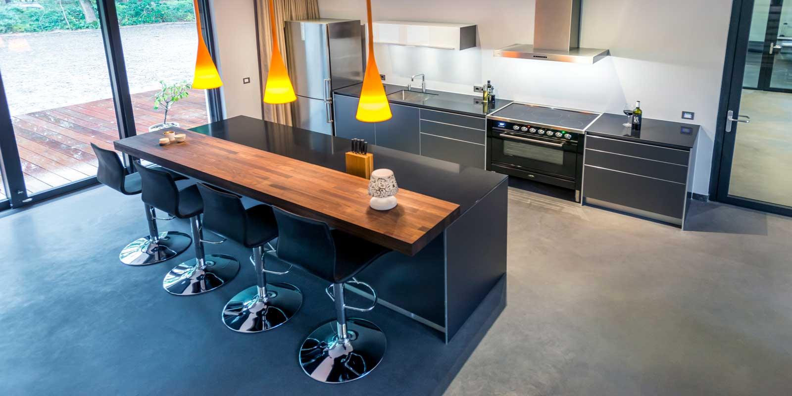 Keuken Design Amersfoort : Keukens Amersfoort - STADSHAEGE