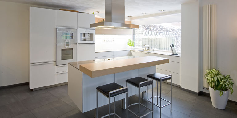 Afmeting Schiereiland Keuken : bulthaup b3 amersfoort
