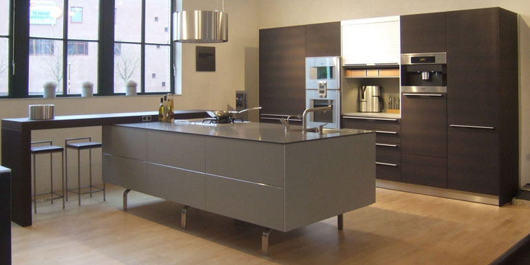 Design Keuken Showroom : STADSHAEGE keukendesign